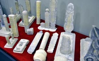 Eyüpsultan'da 10 bin mezar taşına 3 boyutlu koruma