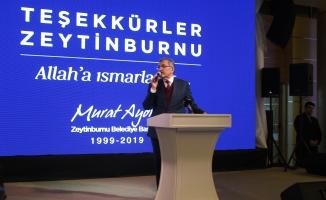 Güle Güle Murat Başkan ...