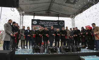 Alibahadır Mesiresi ve Okçuluk Merkezi Açıldı