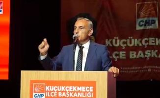 İstanbul'un Nüfus olarak 2.Büyük İlçesi Küçükçekmece'yi de CHP kazandı