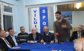 Zeytinburnu'nun sevilen siması Mimar Süleyman Uluocak tam hız çalışıyor