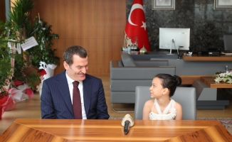 23 Nisan'ın Belediye Başkanı Bahar Barutçu'dan önemli istekler