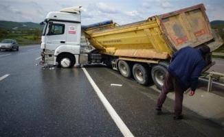 Son dakika... İstanbul'da feci kaza