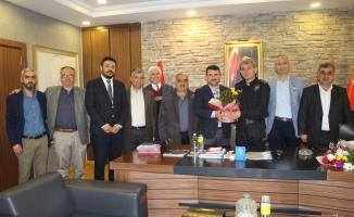 ZEYDEF Polis Haftasından Emniyet Müdürünü Ziyaret Etti