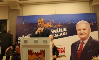 Binali Yıldırım 31 Mart' 2019' dan Ders Almış