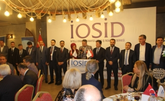 İOSİD'Ten Görkemli İftar Programı