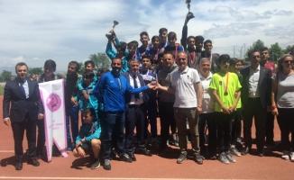 Söğütlüçeşme Ortaokulu Türkiye Şampiyonu