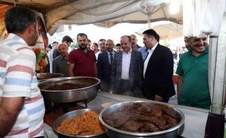 Bağcılar 1. Malatya Kayısı Festivali'ne ev sahipliği yaptı