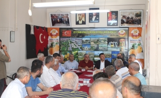 CHP Genel Başkan Yardımcısı Ağbaba Demokrasi İçin İmamoğlu'na sahip çıkın dedi