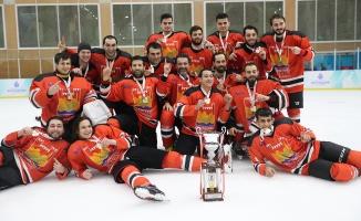 'Kıtalararası Buz Hokeyi Kupası'na Zeytinburnu Ev Sahipliği Yapacak