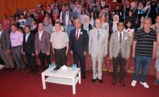 Zeytinburnu Halk Eğitim El Emeği Göz Nuru Ürünlerini Sergiledi