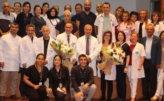 Avrasya'da Başhekim Görev Devir Teslim Töreni Muhteşem Oldu