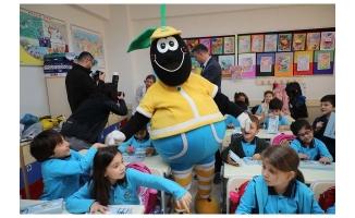 14 İlkokulda 5 bin Öğrenciye El Yıkama Alışkanlığı Kazandırılacak
