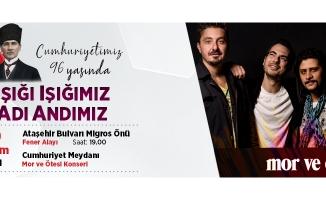 Cumhuriyet'in 96. Yıl Dönümü Ataşehir'de Etkinliklerle Kutlanacak