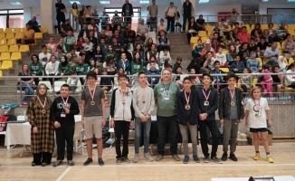 (HABER) GO Turnuvası'nda Enderunlu sporcular 9 madalyadan 6'sını kazandı