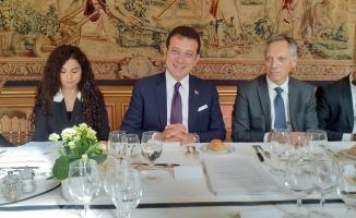 """İmamoğlu, Paris'ten Yatırımcılara Seslendi : """"İBB, Şeffaf Ve Hesap Veren Bir Kurum Haline Gelecek"""""""