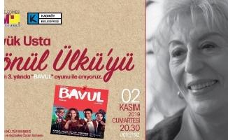 Tiyatronun Usta İsmi Gönül Ülkü Kadıköy'de Anılıyor