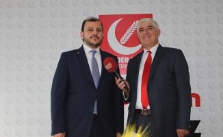 Yeniden Refah Partisi İstanbul İl Başkanı Terzi: Halkımız Bizimle Nefes Alacak