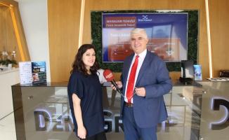DentGroup Ağız ve Diş Sağlığı Merkezi Modern ve Hijyenik Mekanı İle Kayaşehir'de