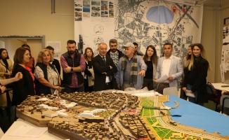 Kartal, Genç Mimarların Elinde Yeniden Tasarlanıyor