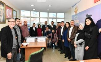 Ak Parti Zeytinburnu Delege Seçimini Yaptı