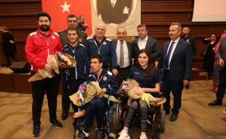 Başkan Çebi, 1000 Engelli Ve Ailesiyle Bir Araya Geldi