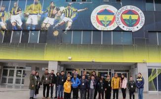 FenerbahçeSpor Kulübü Bağcılarlı engellileri ağırladı