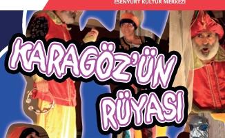 Hacivat ile Karagöz'ün maceraları tiyatro sahnesinde