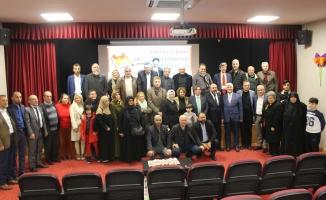 Mahalle Halkı Muhtar Akkılıç'ın Ev Sahiplinde İşte Zeytinburnu Belgeselini İzlediler