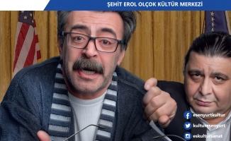 Politik-Komedi 'Halktan Biri' Esenyurt Sahnesinde