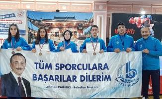 Bağcılar'lı Kung Fu'cular Türkiye Şampiyonu Oldu
