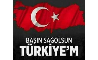 Başın Sağolsun Türkiye