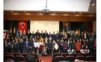 Uluslararası Spor Projesinin Final Konferansı Yapıldı
