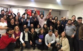 CHP Kâğıthane Gençlik Kolları'nın Yeni Başkanı Baran Can Akkaya Oldu