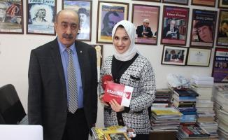 Edebiyatçı Yazar Şerif Aydemir : Ben Oldum Diyen Kişi Biter