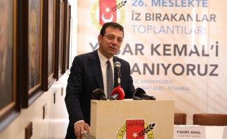 """İmamoğlu'ndan Bakan Ersoy'a """"Galata Kulesi"""" Yanıtı"""