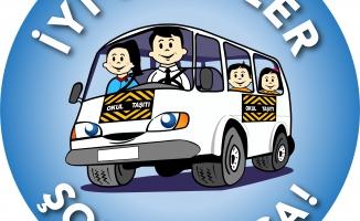 'İyi Dersler Şoför Amca' projesi bu yıl 10 ilde 12 bin servis şoförü ve 8 bin öğrenciye ulaşacak