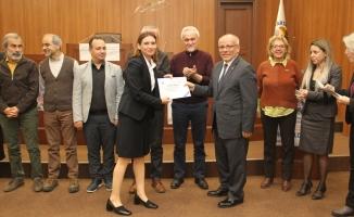 Kartal Belediyesi Kreş Velileri Sertifikalarını Aldı