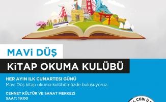 Küçükçekmece'de 'Mavi Düş Kitap Kulübü' Buluşmaları Başlıyor