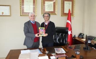 Malatyalılar Dekan Prof. Dr.Özdemir'e Hayırlı Olsun Ziyareti Yaptı