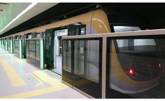 Mecidiyeköy-Mahmutbey Metrosu'nda Test Sürüşleri Devam Ediyor
