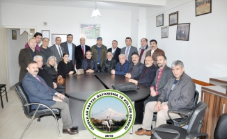 Sefaköy Iğdır'lılar Dernek Başkanı Karaali: Sorumluluğumun Farkındayım