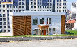 Ticari yapılar yenilikçi yapı mimarisi ile tanışıyor