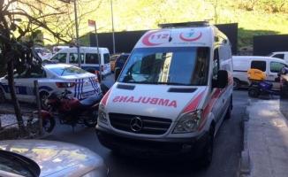 Zeytinburnu Belediyesi işçisi Yavuz Selim Sertdemir , yaşamına son verdi