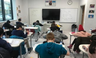 185 Bin Öğrenci Bursluluk İçin Sınava Girdi