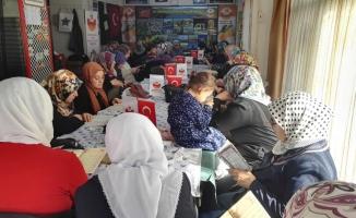 Malatyalılar Şehitler İçin Kur'an Kerim ve Mevlid-i Şerif Okuttu