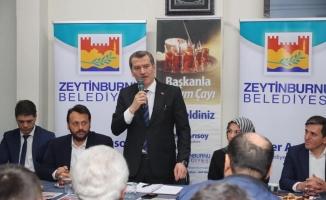 'Zeytinburnu Telsiz Mahallesi'ne 369 Konutluk Proje