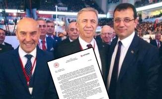 İBB,Durdurulan ve Bloke Edilen Yardım Kampanyası Ve Bloke Edilen Hesaplar İçin Dava Açtı