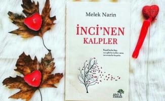 Melek Narin'den İnci'nen Kalpler Şiir Kitabı Çıktı