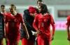 A Milli Futbol Takımı İstanbul'a Döndü